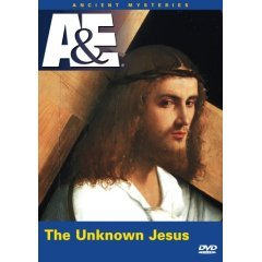Ancient Mysteries - The Unknown Jesus - BRAND NEW FACTORY SEALED