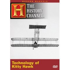 Technology of Kitty Hawk - BRAND NEW DVD FACTORY SEALED