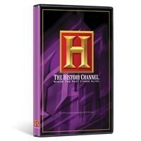 Concept Cars History Channel - BRAND NEW DVD FACTORY SEALED
