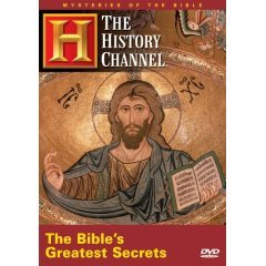 The Bible's Greatest Secrets - BRAND NEW DVD FACTORY SEALED