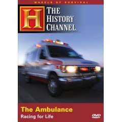 Racing for Life Ambulance - BRAND NEW DVD FACTORY SEALED