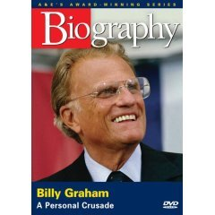 Biography Billy Graham - NEW DVD FACTORY SEALED