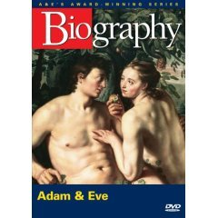 Biography Adam and Eve - NEW DVD FACTORY SEALED