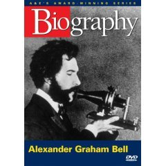 Biography Alexander Graham Bell - NEW DVD FACTORY SEALED