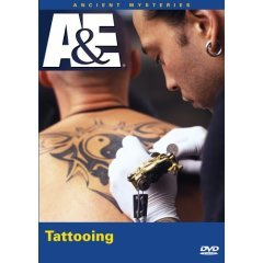 Tattooing A&E - NEW DVD FACTORY SEALED