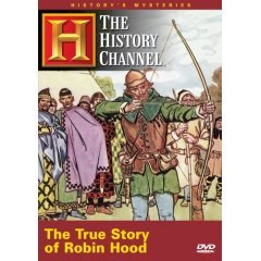 True Story of Robin Hood - NEW DVD FACTORY SEALED