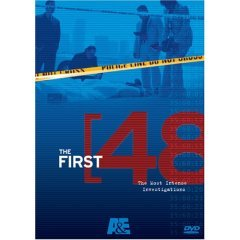 The First 48: The Most Intense Investigations - NEW DVD FACTORY SEALED