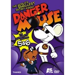 Danger Mouse - The Complete Seasons 5 & 6 (New DVD Box Set)