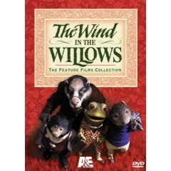 Wind in the Willows Feature Films Collection - NEW DVD BOX SET FACTORY SEALED