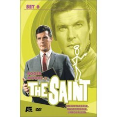 Saint - Set 6 - NEW DVD BOX SET FACTORY SEALED