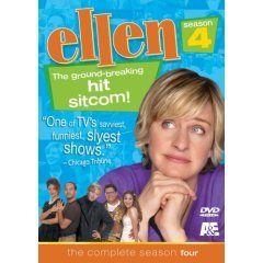 Ellen - The Complete Season Four - NEW DVD BOX SET FACTORY SEALED