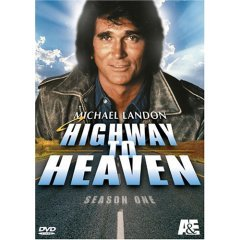 Highway To Heaven Season One  - NEW DVD BOX SET FACTORY SEALED