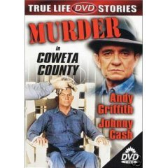 Murder in Coweta County - Rare DVD - NEW DVD FACTORY SEALED