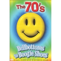 70's Bellbottoms to Boogie Shoes (New DVD Factory Sealed)