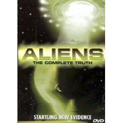 Aliens - The Complete Truth - Startling New Evidence (New Rare DVD Factory Sealed)
