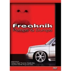 Freaknik - Pumps & Dumps (New DVD Factory Sealed)