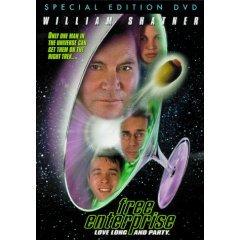 Free Enterprise (New DVD factory sealed)