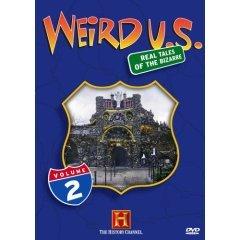 Weird U.S. Vol. 2 (New DVD Factory Sealed)