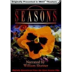 Seasons (Large Format) (New DVD Factory Sealed)