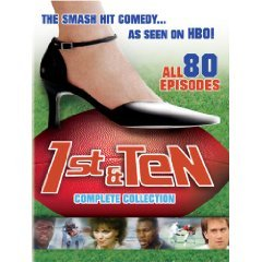 1st and Ten - Complete Series (New DVD Box Set)