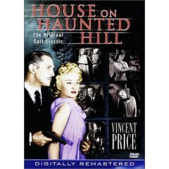 House On Haunted Hill (New DVD Full Screen)
