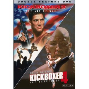 Kickboxer 3 - The Art of War/Kickboxer 4 - The Aggressor (New DVD Full Screen)