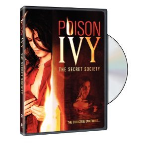 Poison Ivy - The Secret Society (New DVD Full Screen/Widescreen)