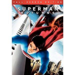 Superman Returns (New DVD Full Screen)