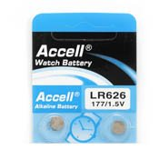 Accell watch battery LR626 177/1.5v