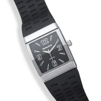 Men's Fashion Watch with Rectangle Face