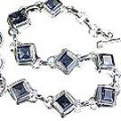M. Tristan Eye Bracelet Water Sapphire