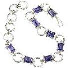 M. Tristan Bubble Bracelet Water Sapphire