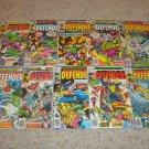 Marvel Defenders 61-70 Spider-man app, Valkyrie Asgard