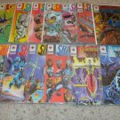 Valiant Comics Shadowman 11-22, 0 (Foil) NM Aerosmith