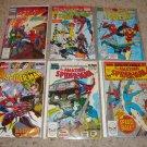 Marvel Amazing Spider-man Annual 22-27 1st Speedball