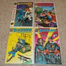 DC Comics Blackhawk 1, 3-4 Annual 1 NM, 1989 Series