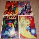 Dark Horse Nexus The Liberator Mini Series 1-4 NM