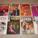 Marvel Elektra Assassin Mini Series 1-8 NM Frank Miller