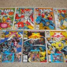 Uncanny X-men 293-296, X-Factor 84-86 X-Cutioner's Song