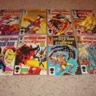 Marvel Team-Up 142-148 Ann 7  Spider-man Black costume