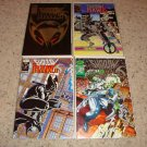 Image Comics Shadow Hawk 1-4 NM Original Series 1992