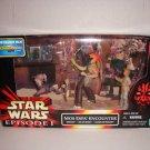 Star Wars Episode 1 Mos Espa Encounter Figure Set New