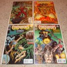 DC Conjurors Mini 1-3 NM, Fate 0 NM Elseworlds