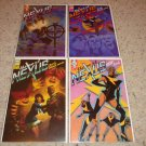 First Comics The Next Nexus Mini Series 1-4 Baron, Rude