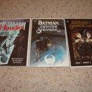 DC Batman Houdini, Phantom Stranger, Castle of the Bat