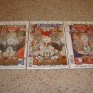 DC Vertigo Witchcraft La Terreur 1-3 NM James Robinson