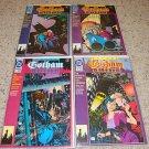 DC Batman Gotham Nights Mini Series 1-4 NM