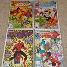 Marvel Amazing Spider-man 340-343 Powerless Storyline
