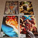 Marvel Earth X 0-2 NM, Marvels 3 NM Alex Ross Cover art