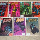 DC Detective Comics Set 628-634 NM Milligan, Aparo